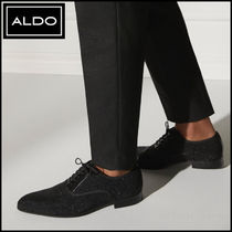 ALDO [ALDO] Elegant Patent & Glitter Oxford Shoes - Mirron