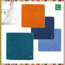 Paul Smith Plain Cotton Handkerchief