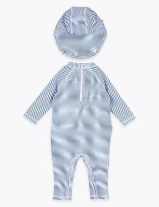 Marks&Spencer Co-ord Unisex Baby Boy Swimwear