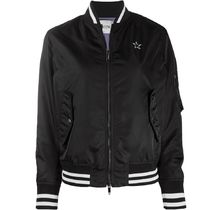 VALENTINO VLTN Star Casual Style Medium Varsity Jackets