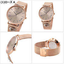 Coach Stainless Analog Watches