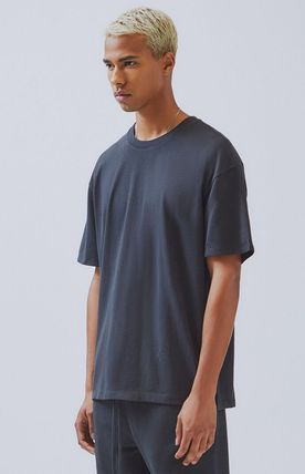 FEAR OF GOD More T-Shirts Pullovers Monogram Street Style Plain Short Sleeves Logo 3