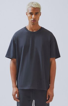 FEAR OF GOD More T-Shirts Pullovers Monogram Street Style Plain Short Sleeves Logo 4