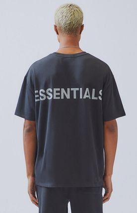 FEAR OF GOD More T-Shirts Pullovers Monogram Street Style Plain Short Sleeves Logo 5