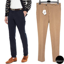BRUNELLO CUCINELLI Tapered Pants Plain Tapered Pants