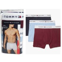 Tommy Hilfiger Plain Cotton Boxer Briefs