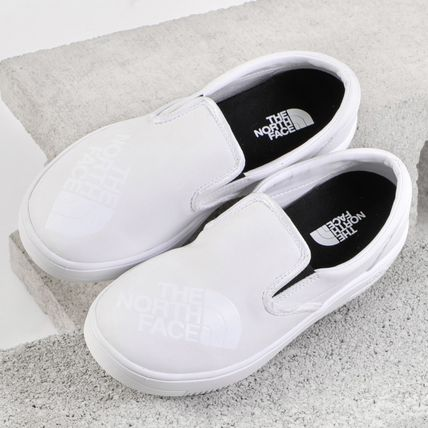 THE NORTH FACE Casual Style Unisex Slip-On Shoes