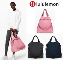 lululemon Nylon 2WAY Plain Boston & Duffles