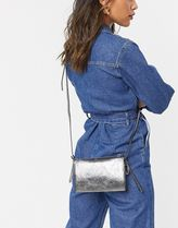 ALLSAINTS Casual Style Leather Shoulder Bags