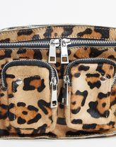 NUNOO Leopard Patterns Casual Style Shoulder Bags