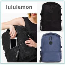 lululemon Casual Style Plain Backpacks