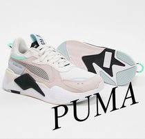 PUMA Street Style Logo Low-Top Sneakers