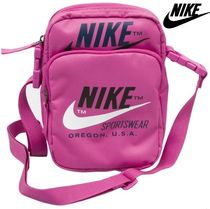 Nike Casual Style Unisex Shoulder Bags
