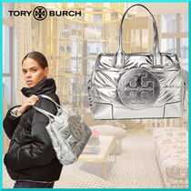 Tory Burch ELLA TOTE Leather Totes