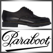 Paraboot CHAMBORD_Paraboot Leather U Tips Oxfords