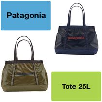 Patagonia Casual Style Street Style Plain Totes