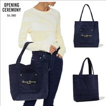 OPENING CEREMONY Casual Style A4 Office Style Totes