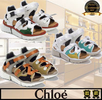 Chloe Other Plaid Patterns Casual Style Unisex Street Style Plain