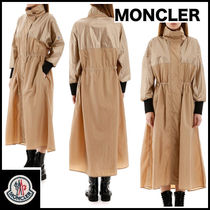 MONCLER Short Casual Style Street Style Plain Outerwear