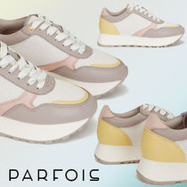 PARFOIS Casual Style Low-Top Sneakers