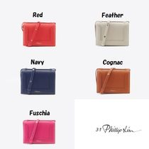 3.1 Phillip Lim Casual Style 2WAY 3WAY Chain Plain Leather Elegant Style