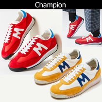 CHAMPION Plain Toe Casual Style Unisex Low-Top Sneakers