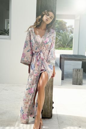 Lace-up Long Party Style Lace Elegant Style Formal Style