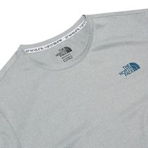 THE NORTH FACE More T-Shirts Unisex Street Style Cotton Logo T-Shirt Logo Outdoor 18