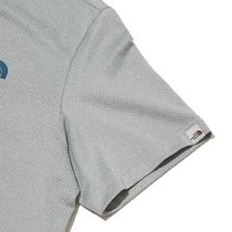 THE NORTH FACE More T-Shirts Unisex Street Style Cotton Logo T-Shirt Logo Outdoor 20