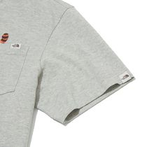 THE NORTH FACE More T-Shirts Short Sleeves Logos on the Sleeves Outdoor T-Shirts 10