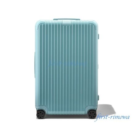 RIMOWA ESSENTIAL Unisex Soft Type TSA Lock Luggage & Travel Bags