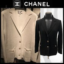 CHANEL Casual Style Plain Medium Party Style Home Party Ideas