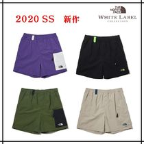 THE NORTH FACE WHITE LABEL [THE NORTH FACE] GO-GREEN SHORTS PANTS (WHITELABEL)