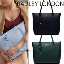 RADLEY Casual Style A4 Plain Leather Office Style Totes