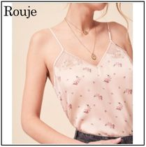 Rouje Flower Patterns Slips & Camisoles