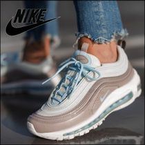 Nike AIR MAX 97 Casual Style Street Style Logo Low-Top Sneakers