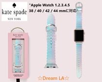 kate spade new york Casual Style Silicon Party Style Elegant Style Watches