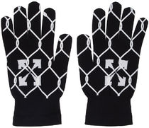 Off-White Unisex Logo Gloves Gloves