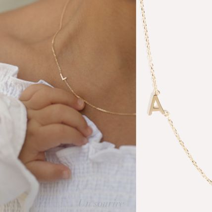 Casual Style Chain Elegant Style Necklaces & Pendants