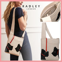 RADLEY Casual Style Plain Leather Office Style Shoulder Bags