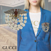 GUCCI Elegant Style Party Jewelry