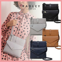 RADLEY Casual Style Plain Leather Party Style Office Style