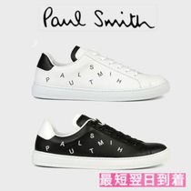 Paul Smith Street Style Leather Sneakers
