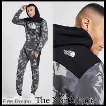THE NORTH FACE Blended Fabrics Street Style Two-Piece Sets