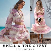 SPELL Flower Patterns Shirts & Blouses