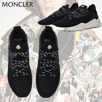 MONCLER Leather Sneakers