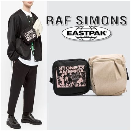 Unisex Street Style Collaboration Belt Bags