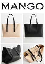 MANGO Office Style Totes