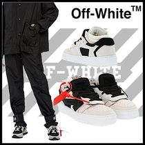 Off-White Casual Style Street Style Plain Low-Top Sneakers