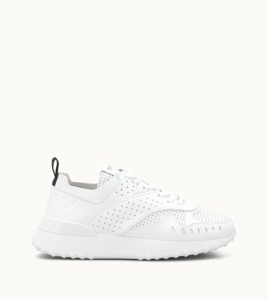 Casual Style Elegant Style Logo Low-Top Sneakers